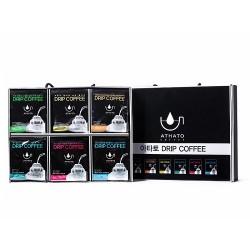 아타토 드립백 커피 6개국 8g 24개 선물 세트 스폐셜